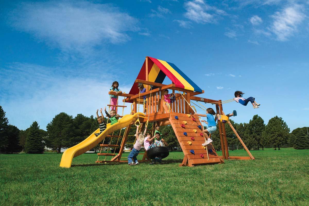 Смотреть идеи для детской площадки своими руками